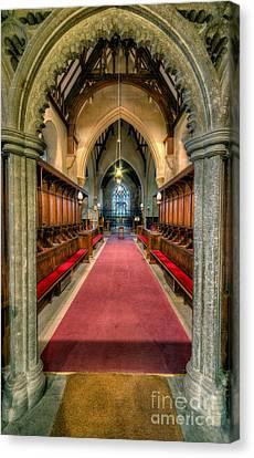 St Twrog Church Canvas Print
