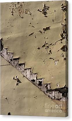 Stairs Canvas Print by Bernard Jaubert