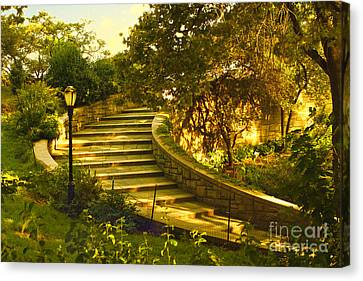 Stairway To Nirvana Canvas Print