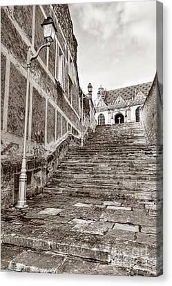 Stairway To Salvation  Canvas Print