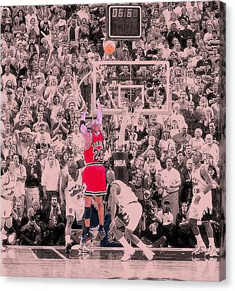 Canvas Print featuring the photograph Standing Out From The Rest Of The Crowd by Brian Reaves