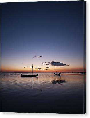 Canvas Print featuring the photograph Standing Still #2 by Antonio Jorge Nunes