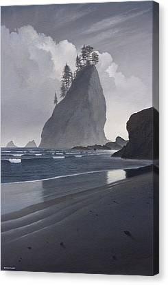 Standing Tall Canvas Print by Cliff Wassmann