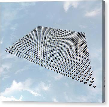 2d Canvas Print - Stanene by Robert Brook
