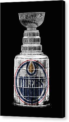 Stanley Cup 11 Canvas Print by Andrew Fare
