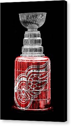 Stanley Cup 5 Canvas Print by Andrew Fare