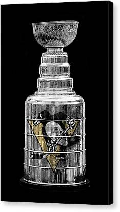 Stanley Cup 8 Canvas Print by Andrew Fare