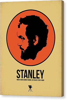 Stanley Poster 2 Canvas Print by Naxart Studio