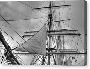 Star Of India 2 Canvas Print