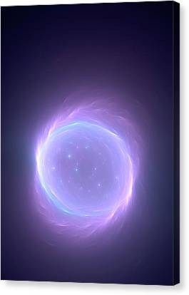 Starbirth Canvas Print