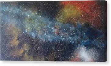 Stargasm Canvas Print by Sean Connolly