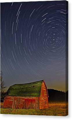 Starry Night Canvas Print by Susan Candelario
