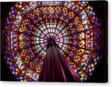 State House Dome Canvas Print by Charlie and Norma Brock