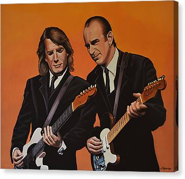 Status Quo Canvas Print by Paul Meijering