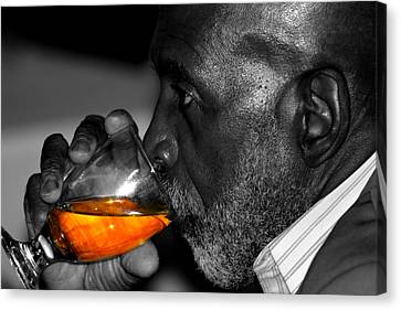 Stay Thirsty My Friend Canvas Print by Jerome Lynch
