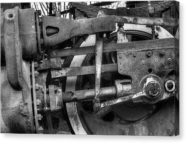 Canvas Print - Steel Drivers by R J Ruppenthal