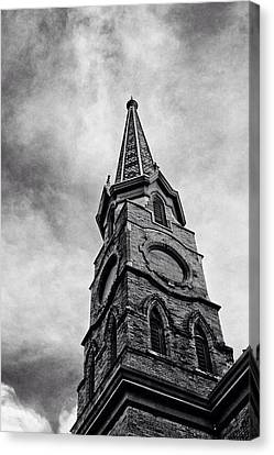 Steepled  Canvas Print