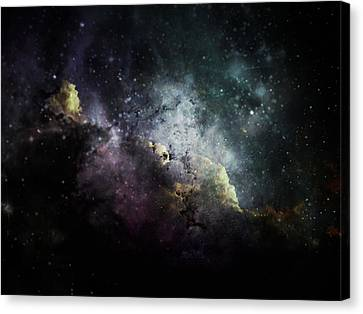 Canvas Print featuring the photograph Stellar 2 by Cynthia Lassiter