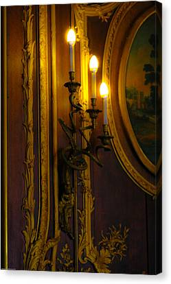 Canvas Print - Stepping Back In Time by Allan Millora