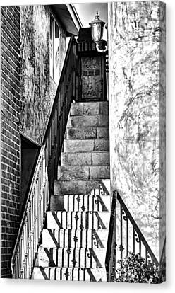 Steps Canvas Print by Camille Lopez