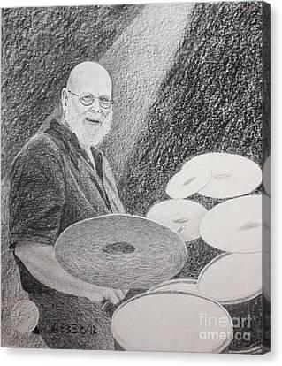 Steve Lund Canvas Print