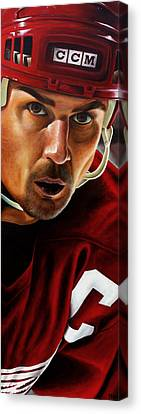 Stevie Y Canvas Print by Marlon Huynh