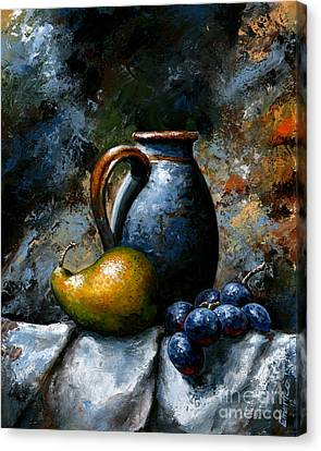 Still Life 24 Canvas Print