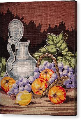 Still Life Canvas Print by Eugen Mihalascu