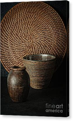 Still Life Canvas Print by HD Connelly