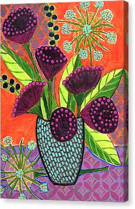 Still Life I Canvas Print by Lisa Noneman