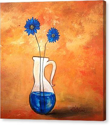 still life III Canvas Print by Sanjay Punekar