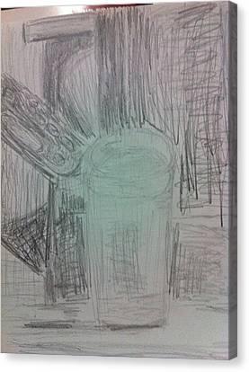 Still Life Canvas Print by Khoa Luu