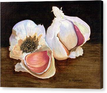 Still Life No. 2 Canvas Print by Mike Robles