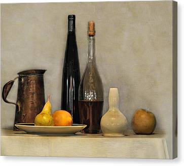 Still Life Study Canvas Print