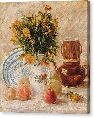 Still Life Canvas Print by Vincent van Gogh