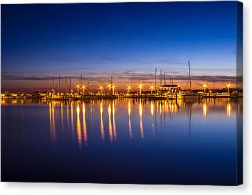 Still Reflections Canvas Print by Brian Wright