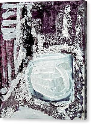 Still Standing Canvas Print by Alexandra Jordankova