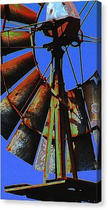 Canvas Print featuring the photograph Still Winds by Diane Miller