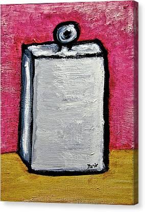 Stills 10-004 Canvas Print by Mario Perron