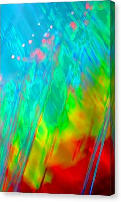 Canvas Print featuring the photograph Stir It Up by Dazzle Zazz
