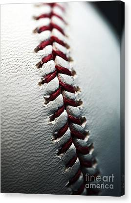 Stitches II Canvas Print by John Rizzuto