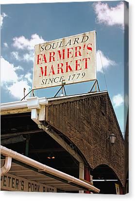 St.louis Market Canvas Print