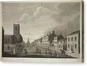 Stockton Canvas Print by British Library