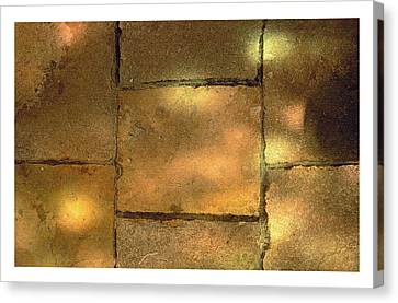 Stone And Light 08 Canvas Print