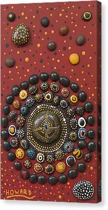Stone Circle Canvas Print
