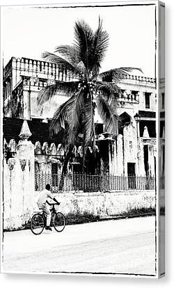 Tanzania Stone Town Unguja Historic Architecture - Africa Snap Shots Photo Art Canvas Print