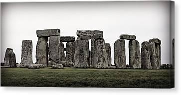 Amesbury Canvas Print - Stonehenge by Stephen Stookey