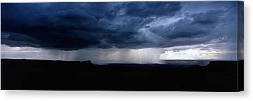 Storm, Canyonlands National Park, Utah Canvas Print