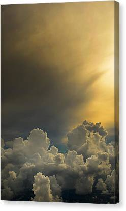 Storm Cloud Series No. 2 Canvas Print