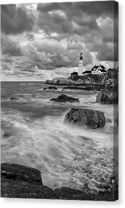 Glaser Canvas Print - Storm Coming by Jon Glaser